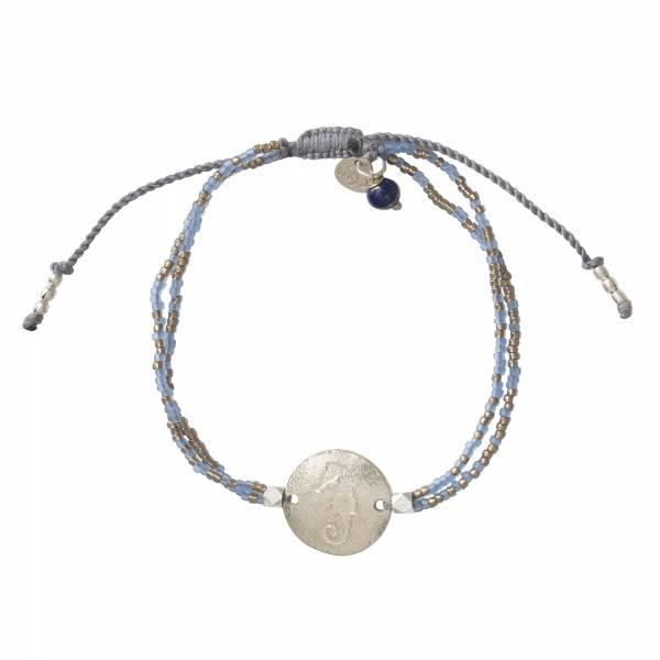 Daydream Lapis Lazuli Zilver Armband
