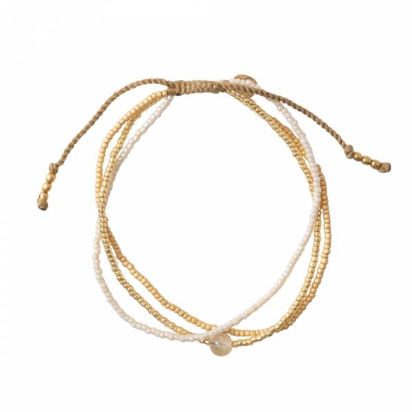 Bloom Citrin Gold Armband