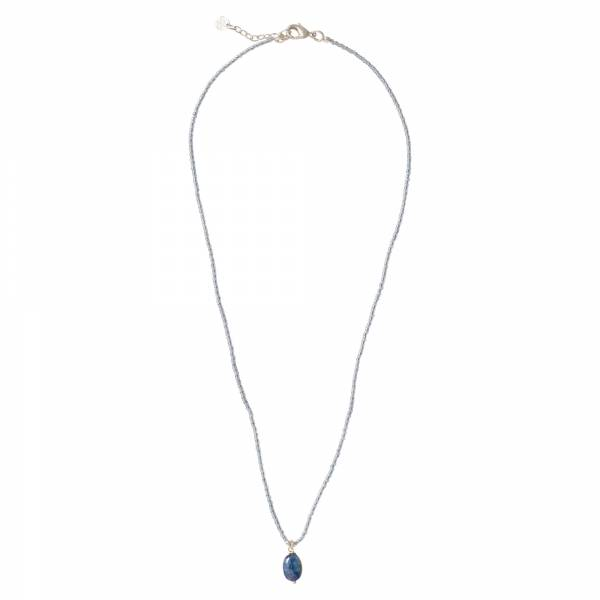 Magical Lapislazuli Silber Halskette