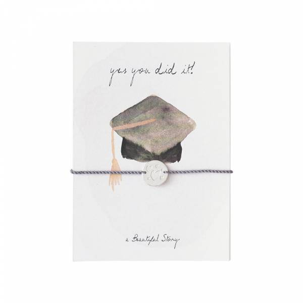 Jewelry Postcard Graduation