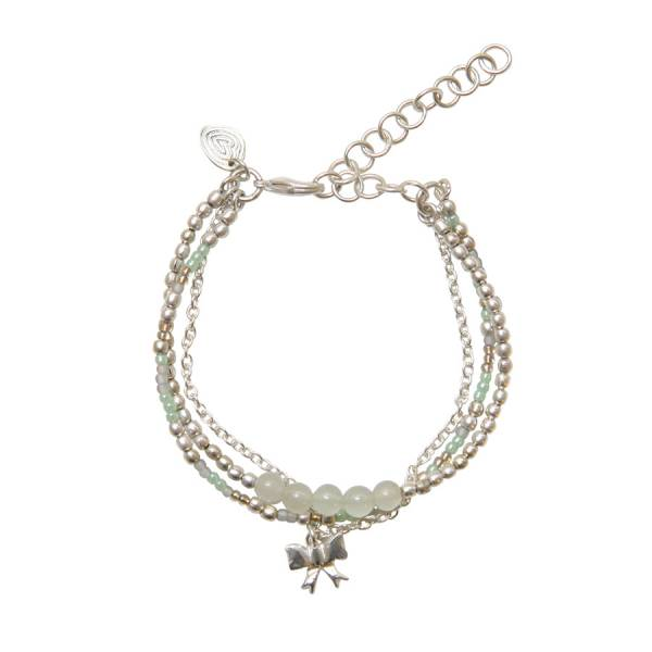 Mila Chalcedony bracelet