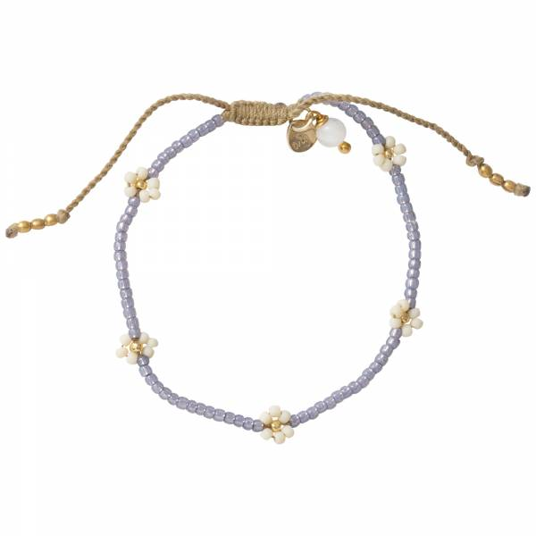 Sunshine Moonstone Gold Bracelet