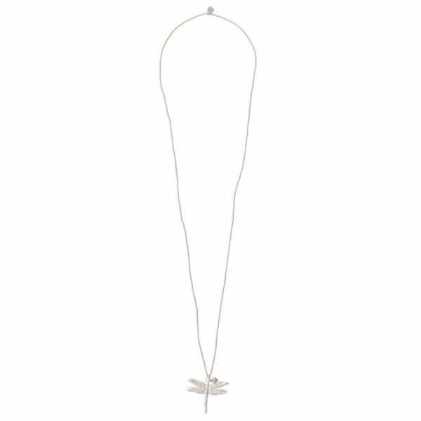 Paradise Labradorit Silber Halskette