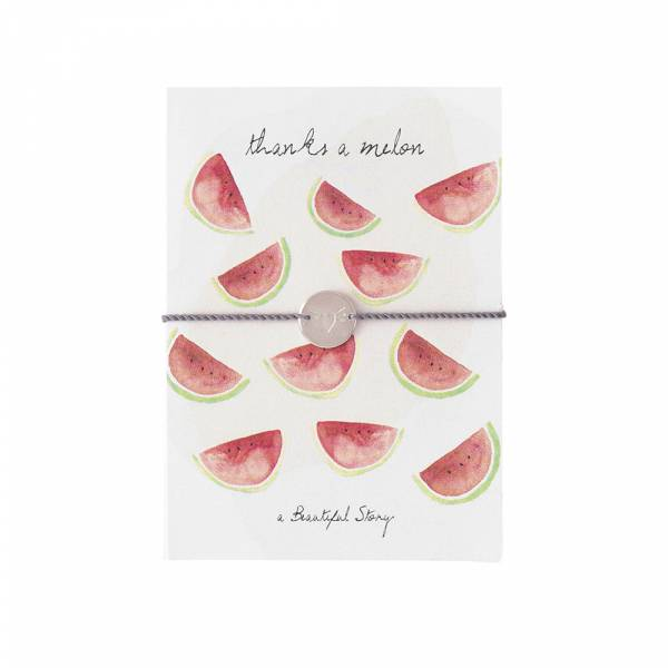 Jewelry Postcard Watermelons