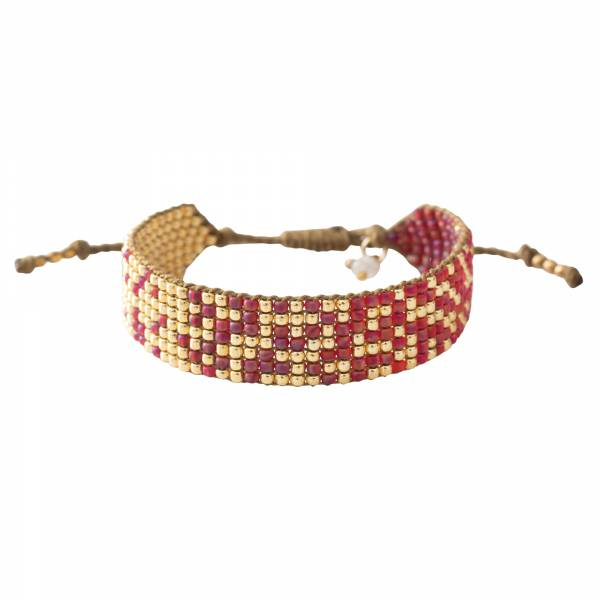 Treasure Moonstone Gold bracelet