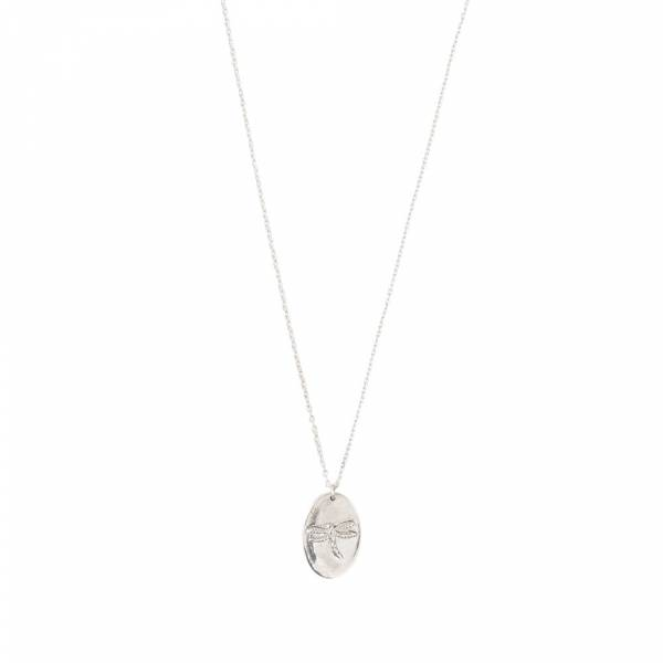 Wonderful Libelle Zilver Ketting