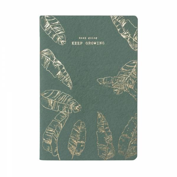 Notebook Keep Growing