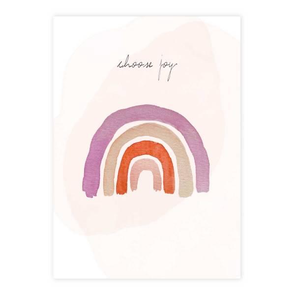 Greeting Card Choose Joy