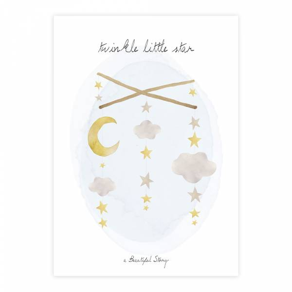 Greeting Card Twinkle