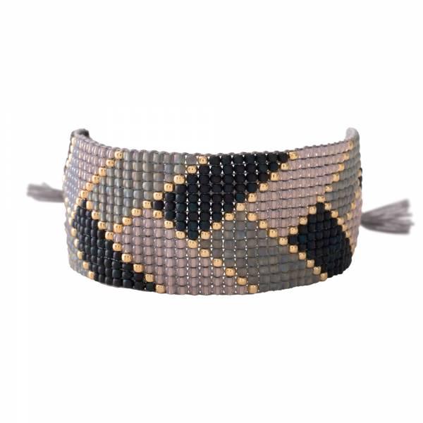 Willow Moonstone Gold Bracelet