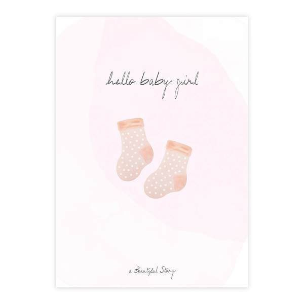 Greeting Card Girl