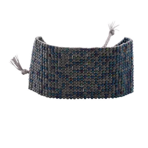 Autumn Lapis Lazuli Zilver Armband