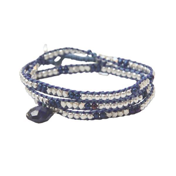 Nora Lapis Lazuli bracelet