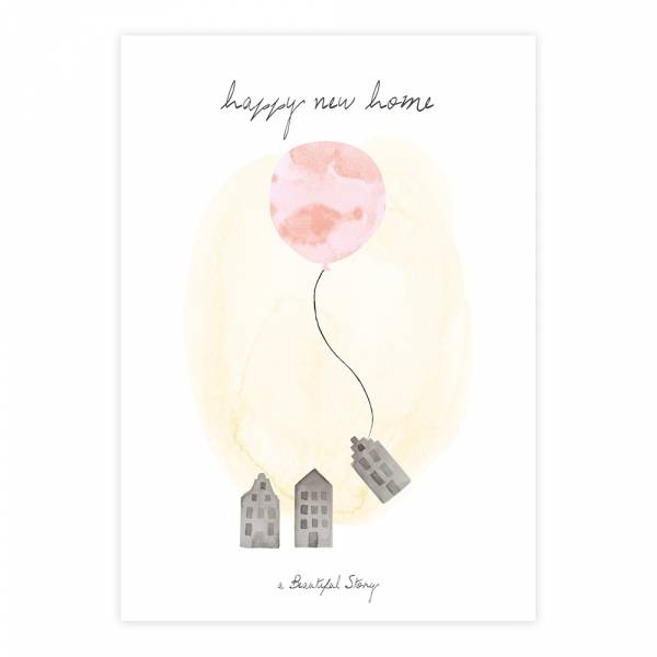 Greeting Card Home