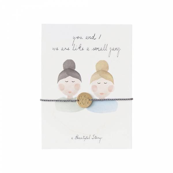 Jewelry Postcard Friends