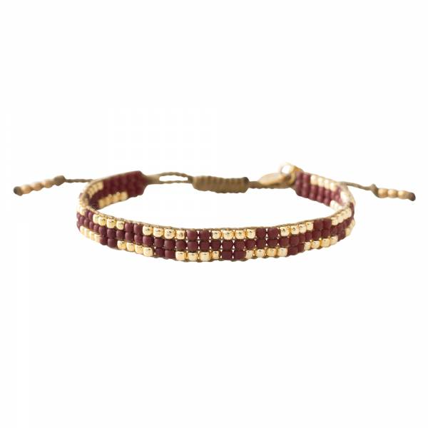 Dreamy Moonstone Gold bracelet