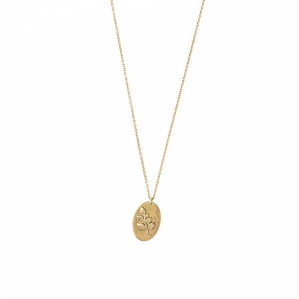 Wonderful Branch Gold Necklace