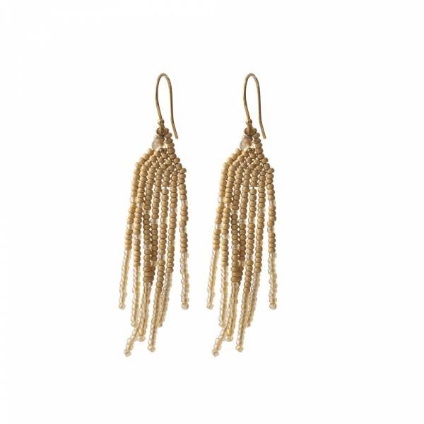 Favorite Citrine Gold Earring