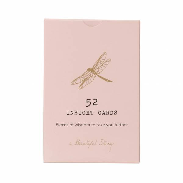 52 insight cards A Beautiful Story