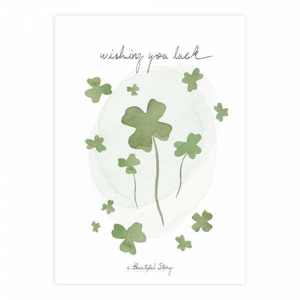 Greeting Card Luck