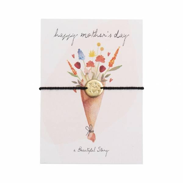 Jewelry Postcard Mothersday