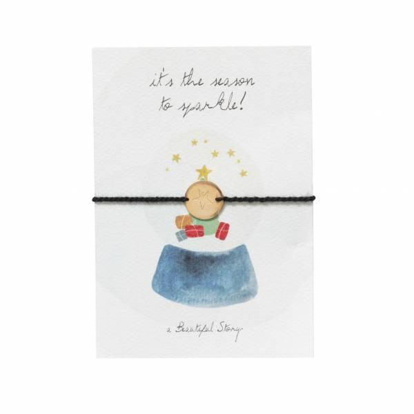 Jewelry Postcard Sparkle