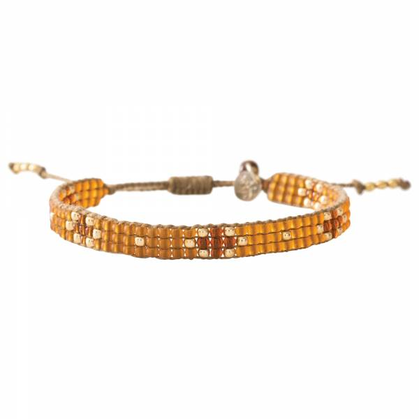 Summerlight Tiger Eye Gold Bracelet