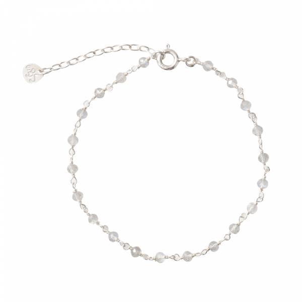 Harmony Labradorite Sterling Silver Bracelet