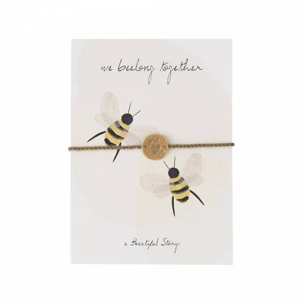 Jewelry Postcards Bees