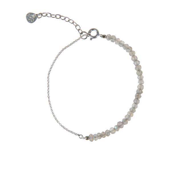 Darling Labradorite Sterling Silver Bracelet