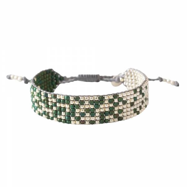 Treasure Labradorite Silver bracelet