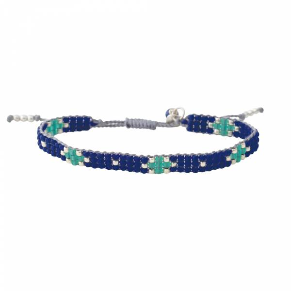 Summerlight Lapislazuli Silber Armband