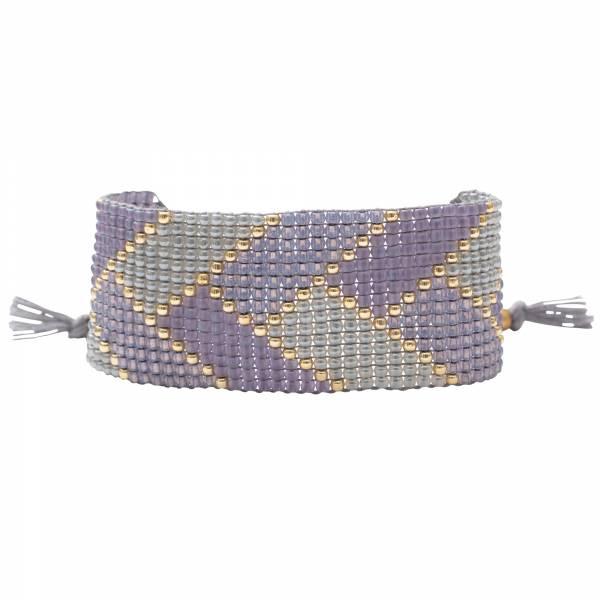 Willow Maansteen Goud Armband