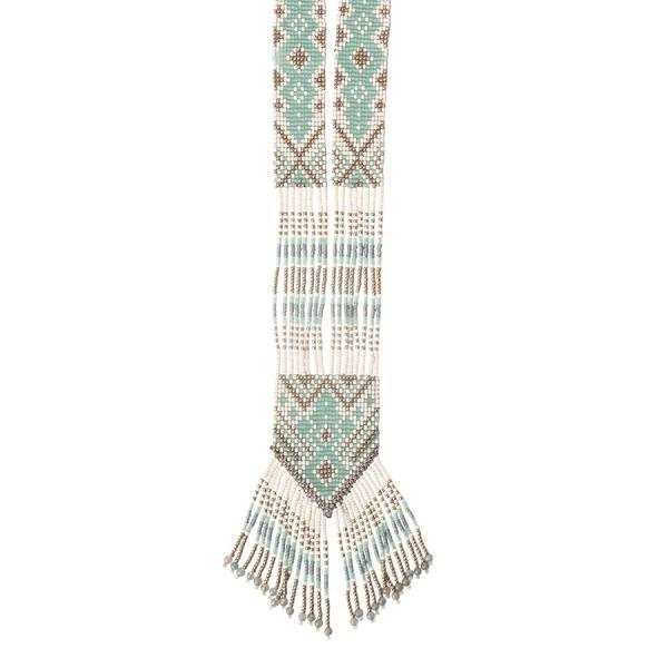 Palmtree Labradorite necklace