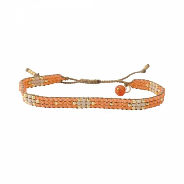 Summerlight Carnelian Gold bracelet