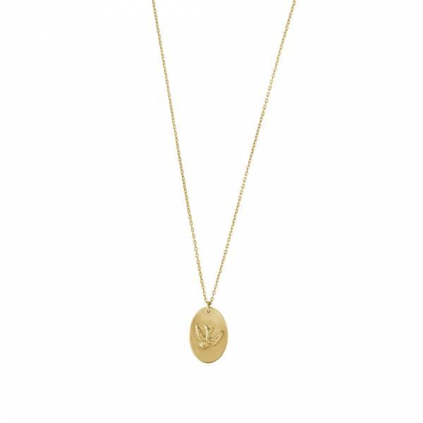 Wonderful Schwalbe Gold Halskette