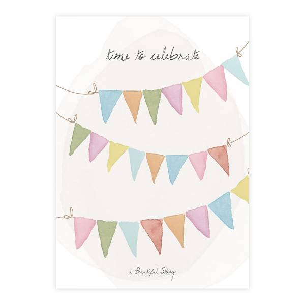 Greeting Card Celebrate