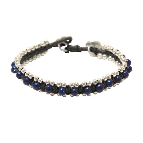 Jetty Lapis Lazuli bracelet