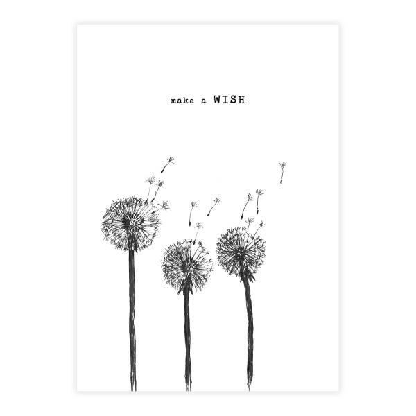 Greeting Card Wish