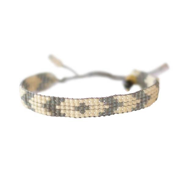 Stardust Zwarte Onyx armband