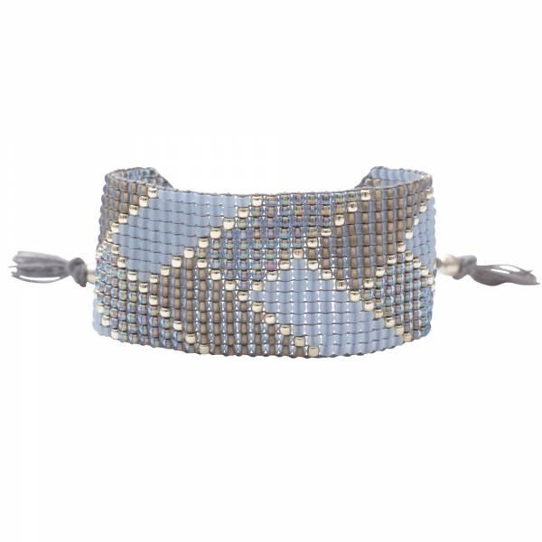 Willow Lapis Lazuli Zilver Armband
