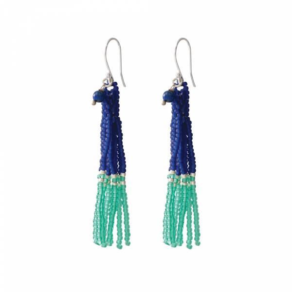 Dream Lapis Lazuli Silver earrings