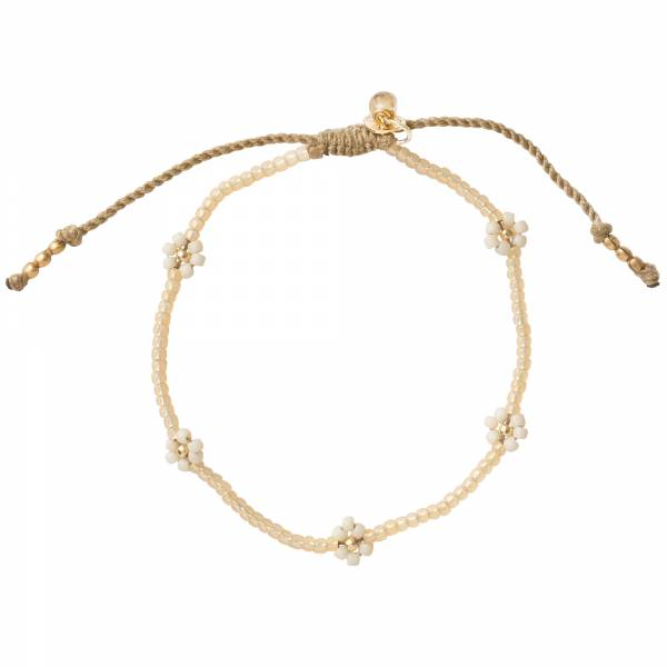 Sunshine Citrine Gold Bracelet